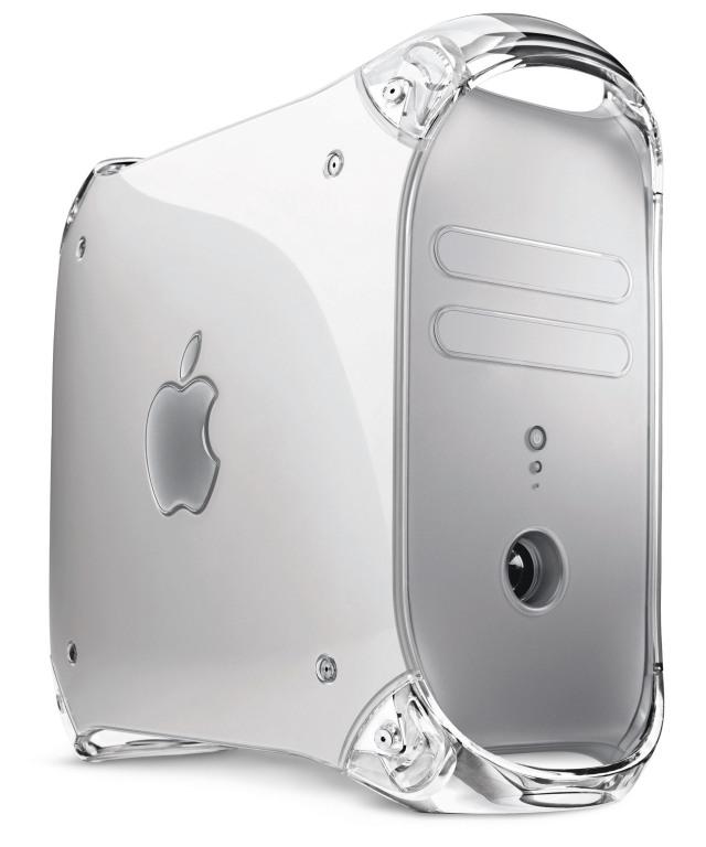 "Apple Power Macintosh G4 ""Quicksilver"""