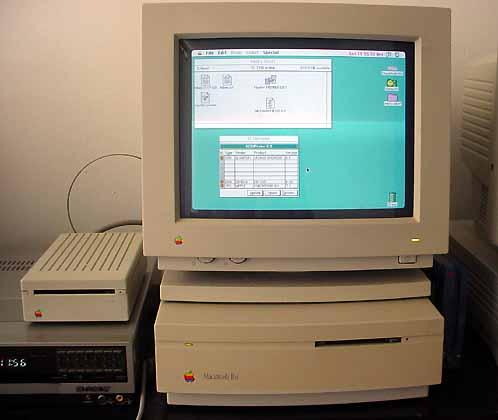 Apple Macintosh IIsi