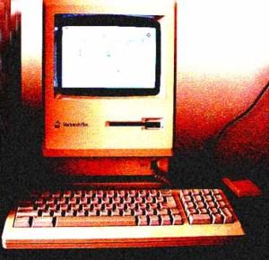 Mel's Macintosh Plus