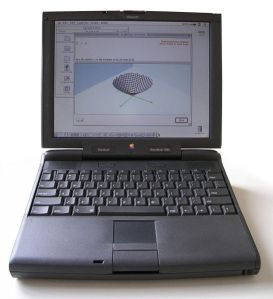 Apple Macintosh Powerbook 3400c