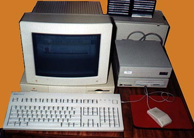 Apple Macintosh Quadra 610