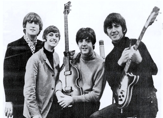 The Beatles in 1965
